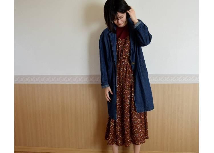 ■오사카의 9월에 알맞은 옷차림은?