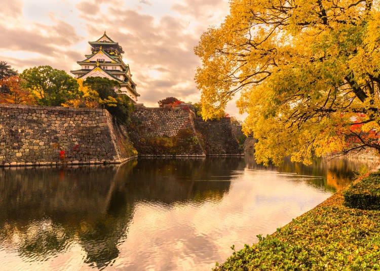 大阪整年的天氣如何?秋天什麼時候最適合觀光?
