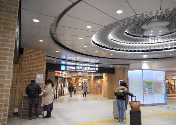 Sannomiya Station Guide: Here's How to Get Around the Maze of Kobe's Train Hub!