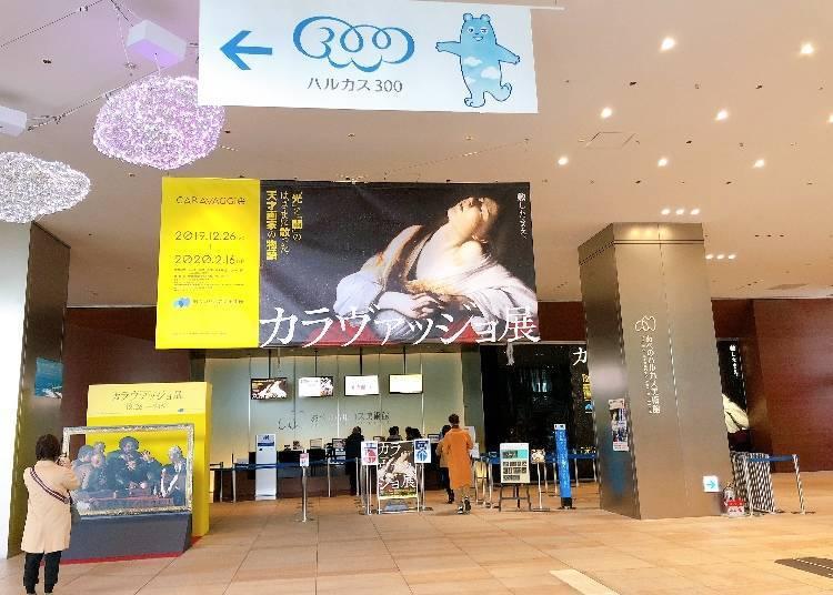 For Art Lovers: Abeno Harukas Museum