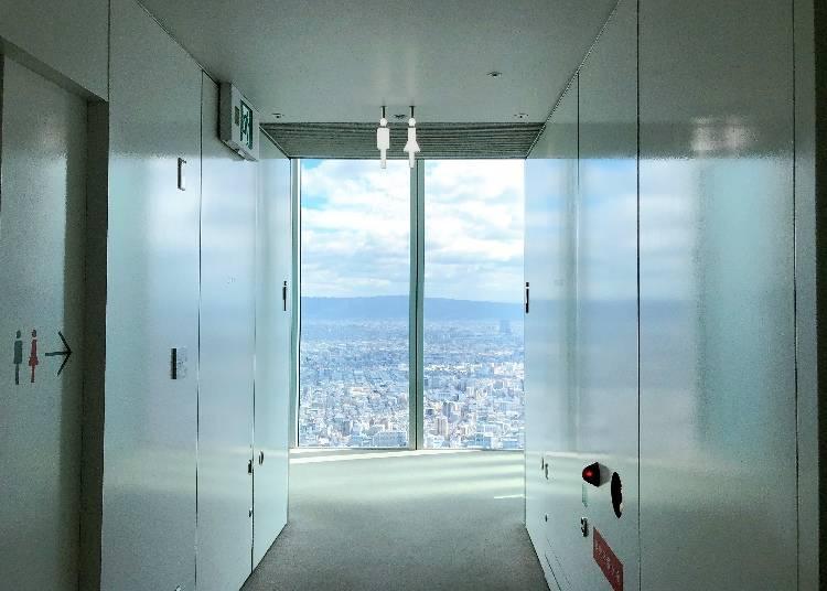 ■59Fのトイレはぜひ利用すべし!