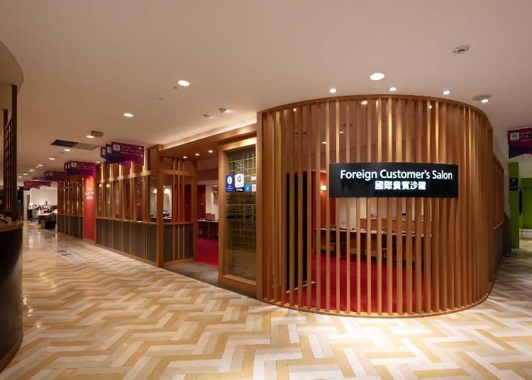 외국인 여행자를 위한 알찬 서비스! '긴테쓰 백화점 아베노 하루카스 긴테쓰 본점'에서 쇼핑을 만끽하자!
