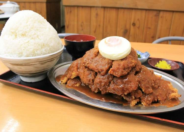 Osaka Food: 3 Crazy Mega Meals in Osaka! These Dishes Could Feed a Family