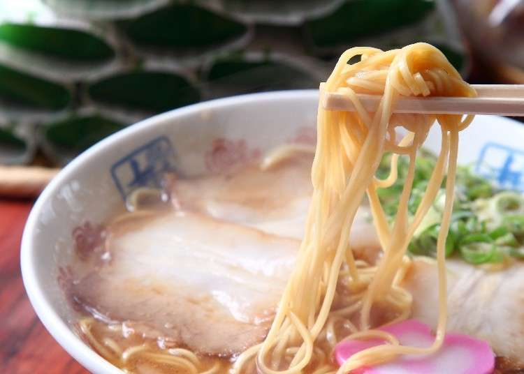 Ramen Reviewer Recommended! Top 5 Ramen Shops in Wakayama Japan