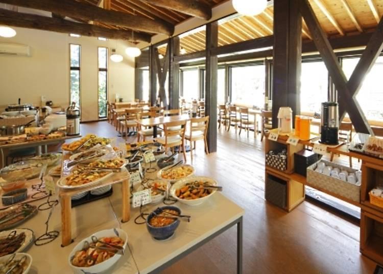 2. Farmer's Restaurant Mikan Batake