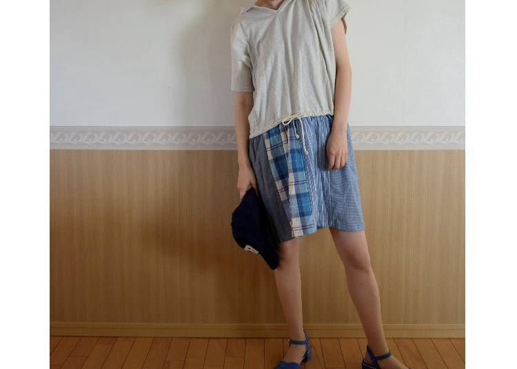 What are the perfect clothes to wear in August in Kyoto?
