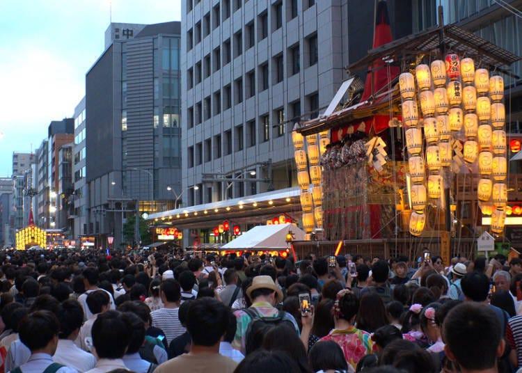 京都整年的天氣如何?夏天什麼時候最適合觀光?