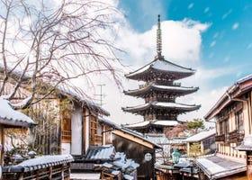 京都冬天旅遊前必看!12月、1月、2月的天氣資訊、服裝穿著準備建議