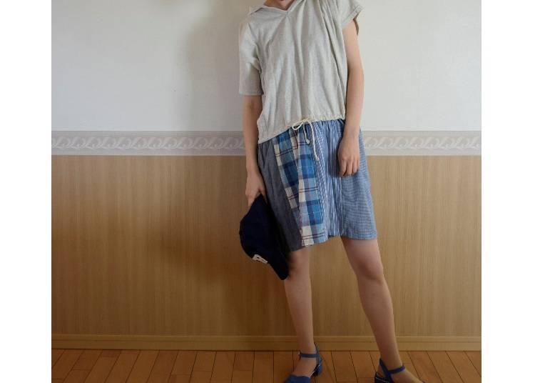 ■ August in Kobe: What Clothes to Wear