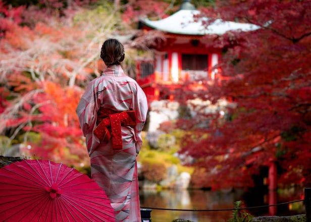 3招让你「高效率玩京都」!京都自由行旅游行程这样安排最省时