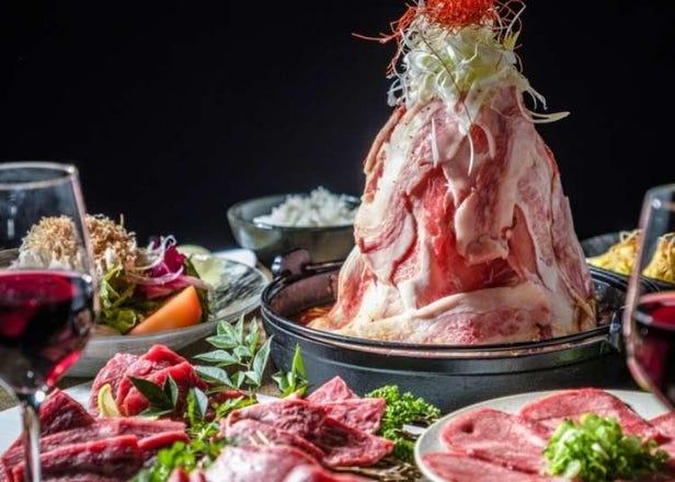 神戸牛の食べ放題も!コスパ最強な「ブランド牛が食べまくれる」お店3選@神戸
