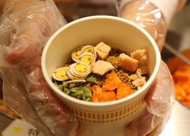 오사카여행 - 일본 컵라면 박물관이 오사카에도 있다!