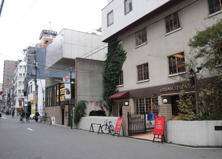 오사카 호리에는 어떤 곳이야?