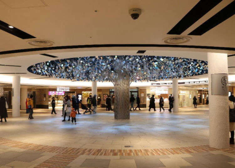 Complete Guide to Whity Umeda, The Popular Chic Osaka Shopping Mall!