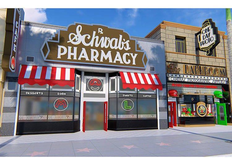 「玛利欧咖啡&商店」于2020年10月16日抢先开幕!