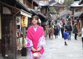 風情ある「一念坂・二年坂」をもっと楽しむ!京都の1Dayおでかけプラン