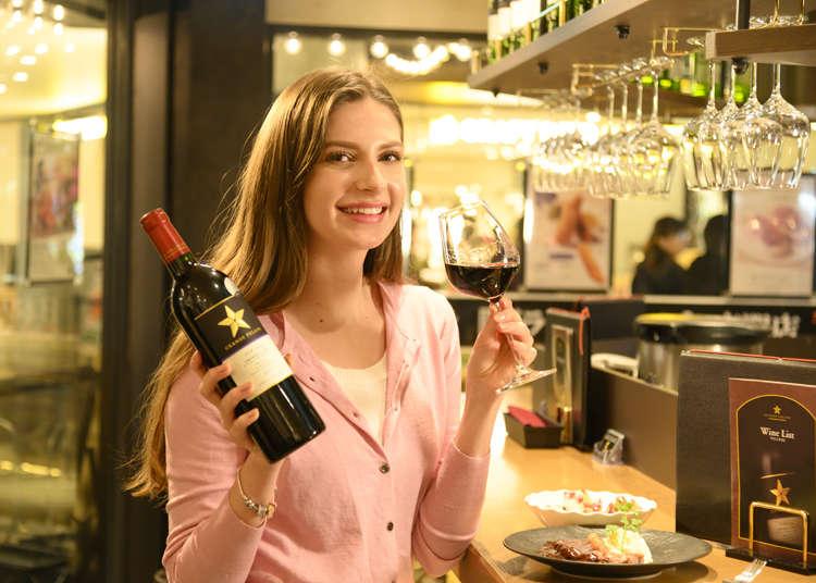 受賞歴多数の日本ワイン「グランポレール」を飲みながら4つの産地を食で巡る旅