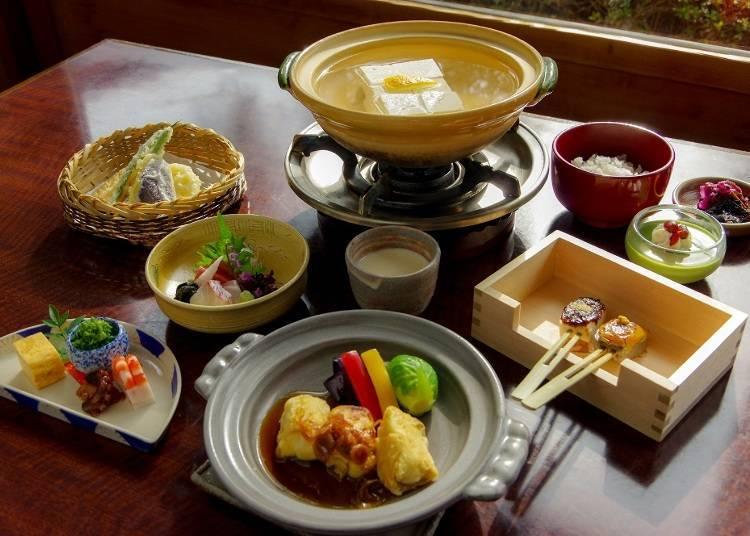■10:교토에 왔다면 맛보고 싶은 유명 맛집을 체크해두자