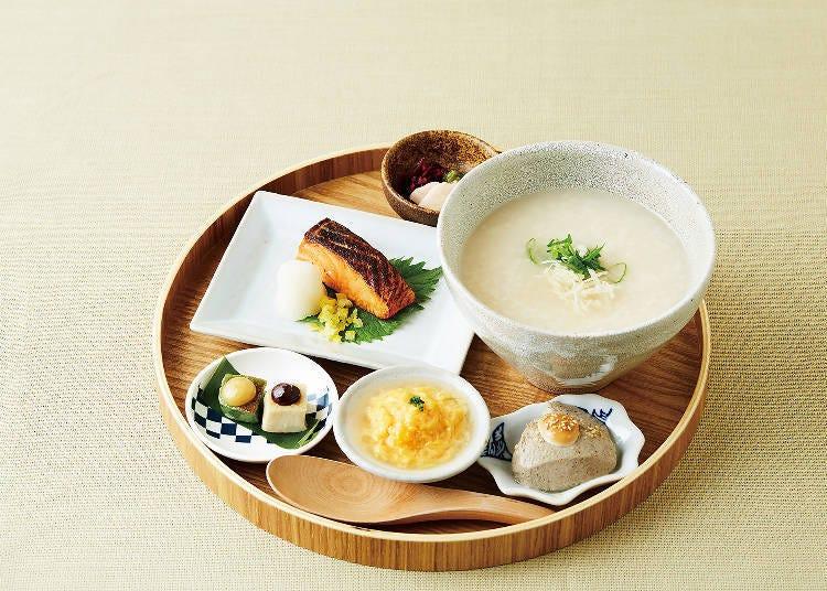 京都深度旅遊秘招3:避開人多的時間帶,早起吃早餐開始一天的行程