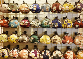 5 Best Souvenir Shops Near Kinkakuji Temple (Golden Pavilion) in Kyoto