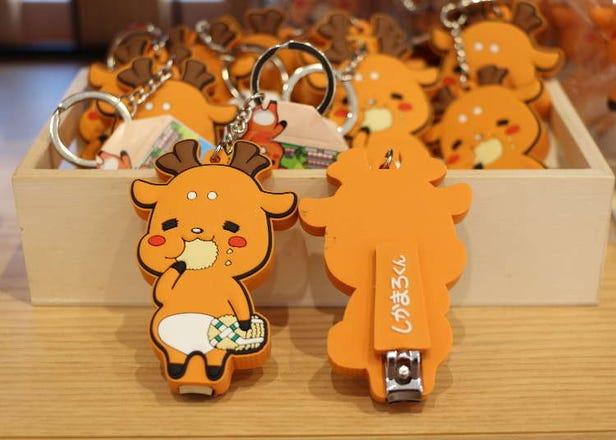 【奈良車站周邊】3家專賣店、20款奈良必買伴手禮精選