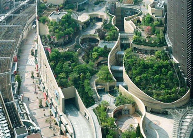 Namba Parks Osaka: Amazing Food and Shopping in Osaka (Complete With Insane Floating Garden!)