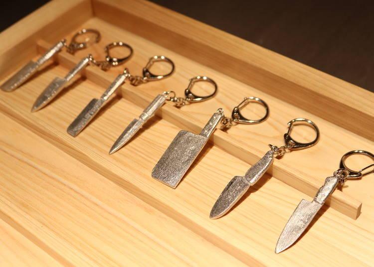 10. Original Keychains