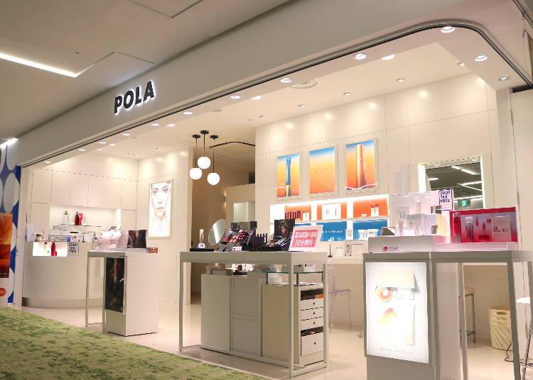 Popular Cosmetics: Pola The Beauty (6F)
