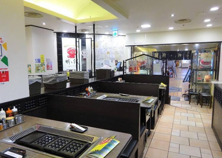 Takonotetsu: The standard fare of DIY takoyaki workshops