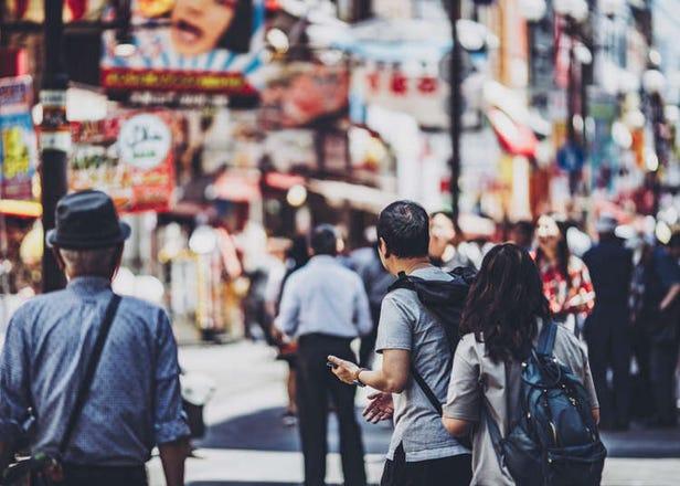 在排大阪夏天旅遊行程前,這5件事必須要知道!