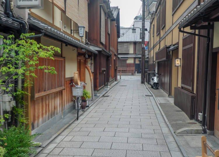 7.季節の移り変わりを身近に感じる京町家