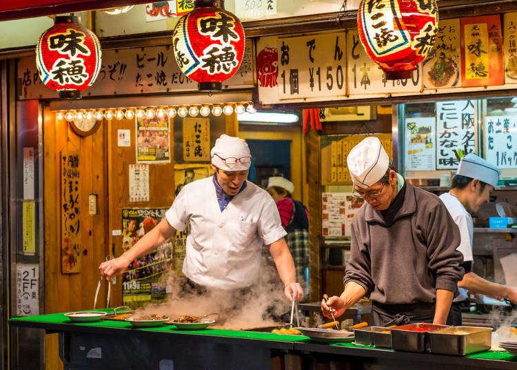 第一次到大阪旅遊時感到驚訝的5件事
