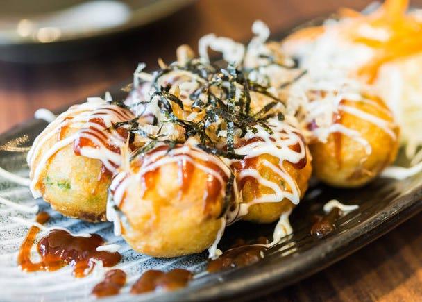 Takoyaki Is Really Hot!