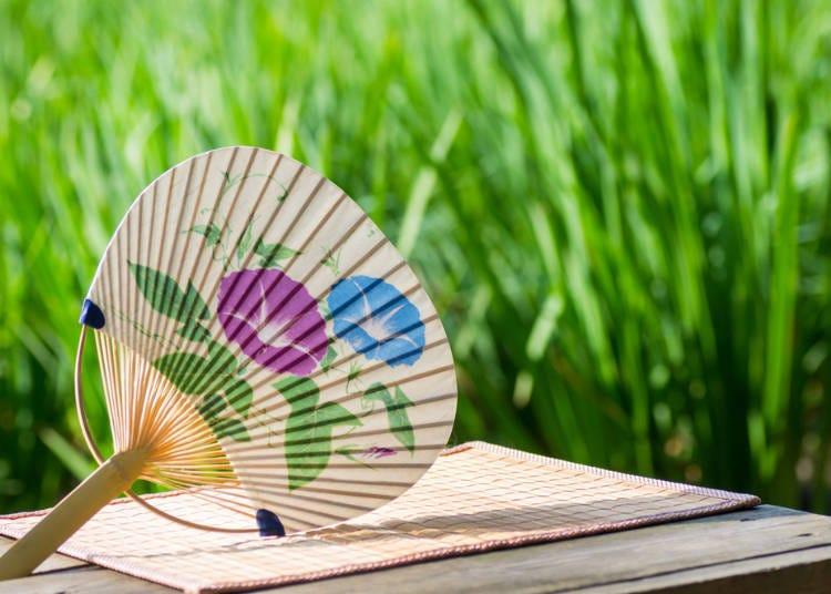 Uchiwa (Paper Fans)
