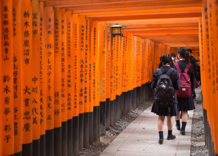 5 Things That Shocked British Tourists About Kyoto Shrines & Temples