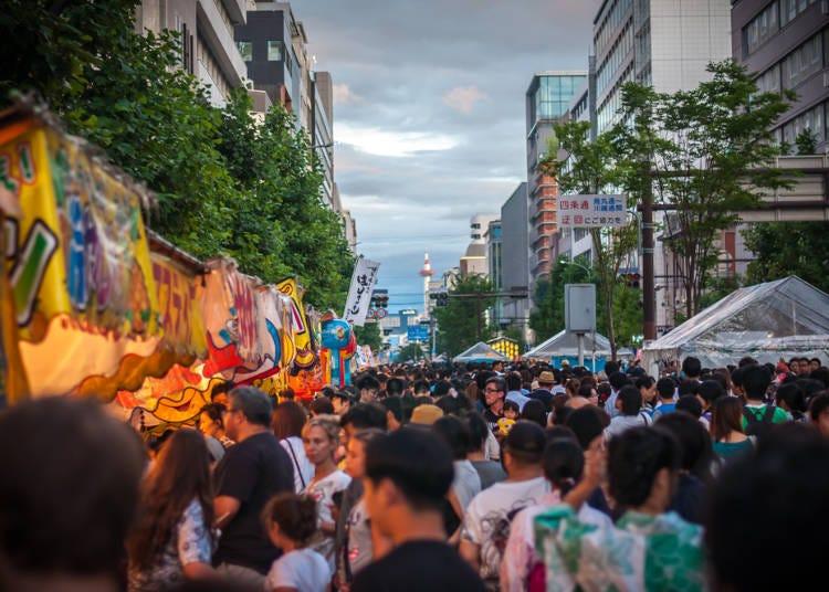 日本のお祭り、マナーの悪さにがっかり!?