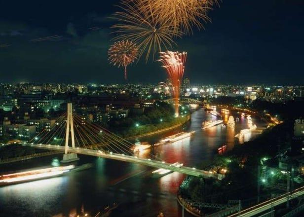 【2020年一部中止】日本三大祭り「天神祭」ガイド。船渡御や奉納花火など見どころを解説