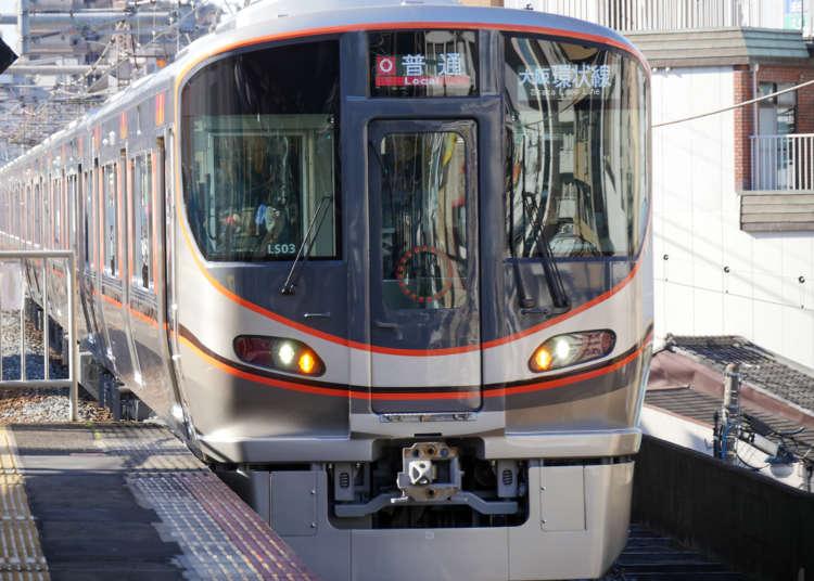 JR大阪環状線でアクセスできる観光スポットガイド【内回り・外回りって?】