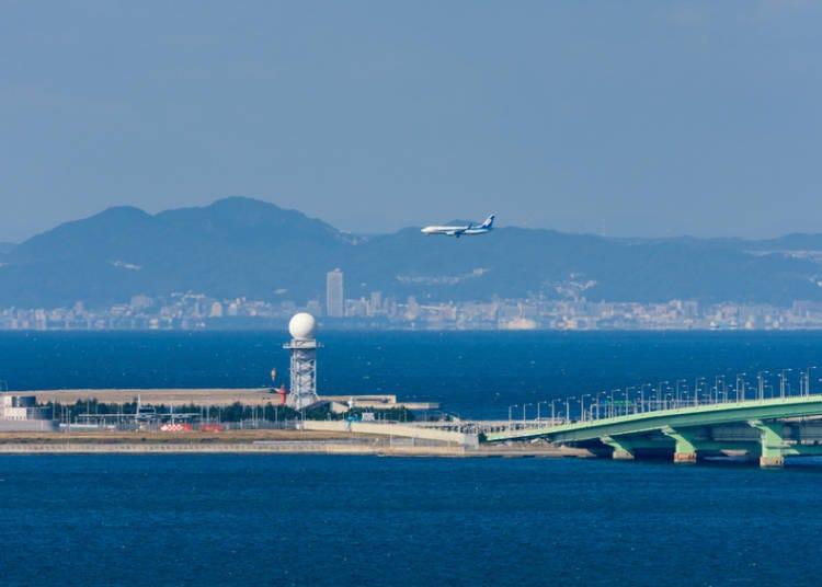 Nankai Airport Line: Kansai Airport Station