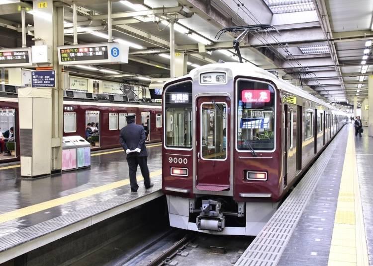 阪急電鐵小簡介