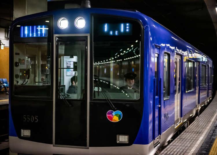 阪神電鐵的主要車站&周邊一日景點:大阪、神戶、甲子園球場(阪急阪神1day pass)