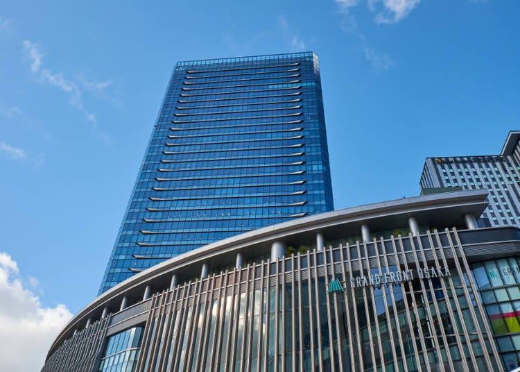 阪神電鐵必去車站&周邊景點①大阪梅田站:阪神百貨