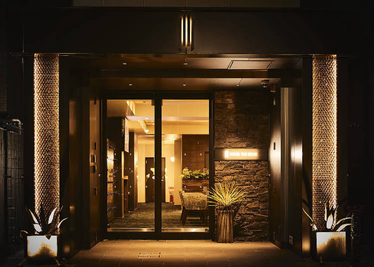 5. HOTEL THE ROCK