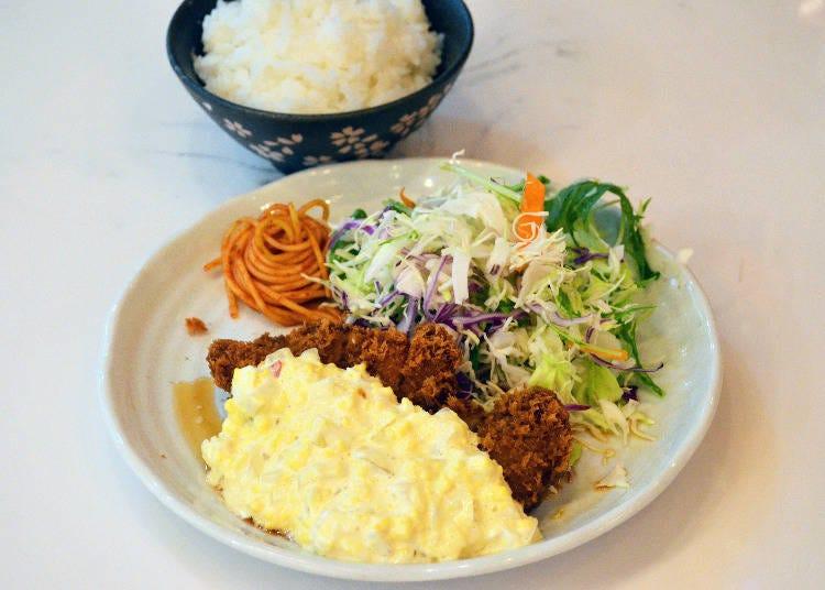Most Popular! Chicken Nanban: Delicious Handmade Tartar Sauce