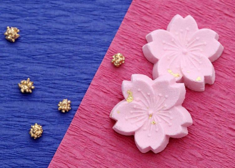 Q.일본적인 느낌의 기념품을 구입하려면 어디?