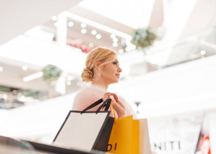 Q:想要盡情購物,該選大阪還是京都?