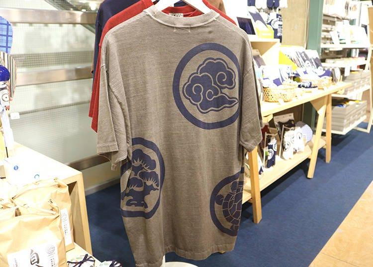【その3】着るほどに愛着が増す「磨紋 maromon 半袖Tシャツ 墨染め」
