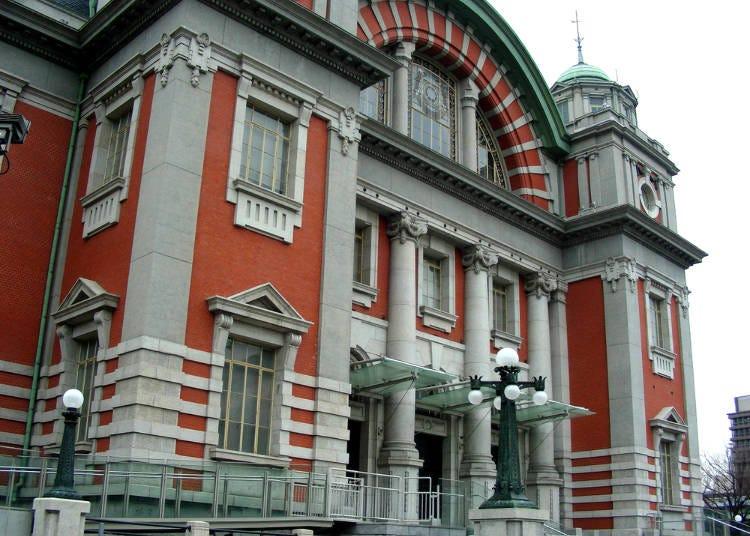 2.【天満】珍しい硬貨や勲章などが見られる「造幣博物館」