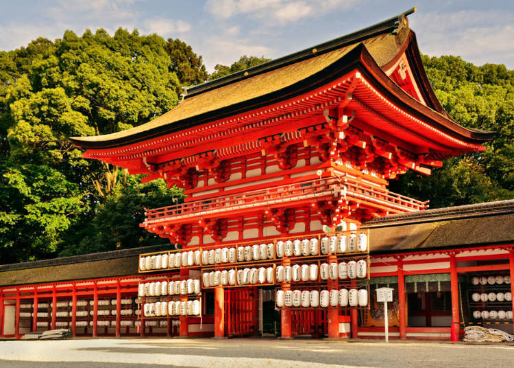 9. Shimogamo Shrine: Meet Your Match at the Oldest Shrine in Kyoto