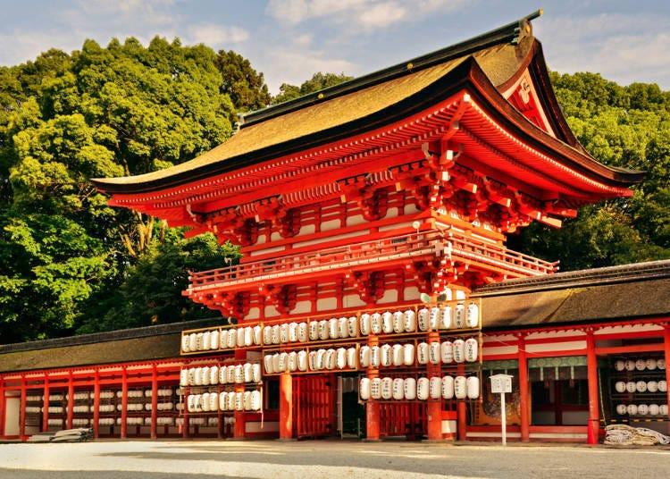 9. 【시모가모】교토에서 가장 오래된 '시모가모 신사'에서 좋은 인연을 빌어보자